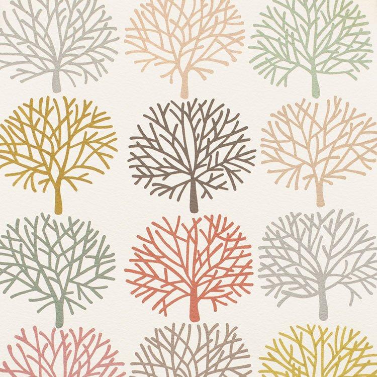 Alexander Henry - A Ghastlie Orchard - Natural/Multi