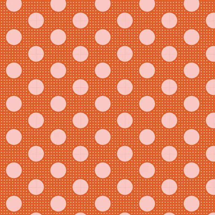 Tilda - Medium Dots - Ginger
