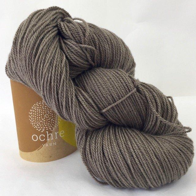 Ochre Yarn - 5ply Merino/Yak - 100g/300m - #34 Granite