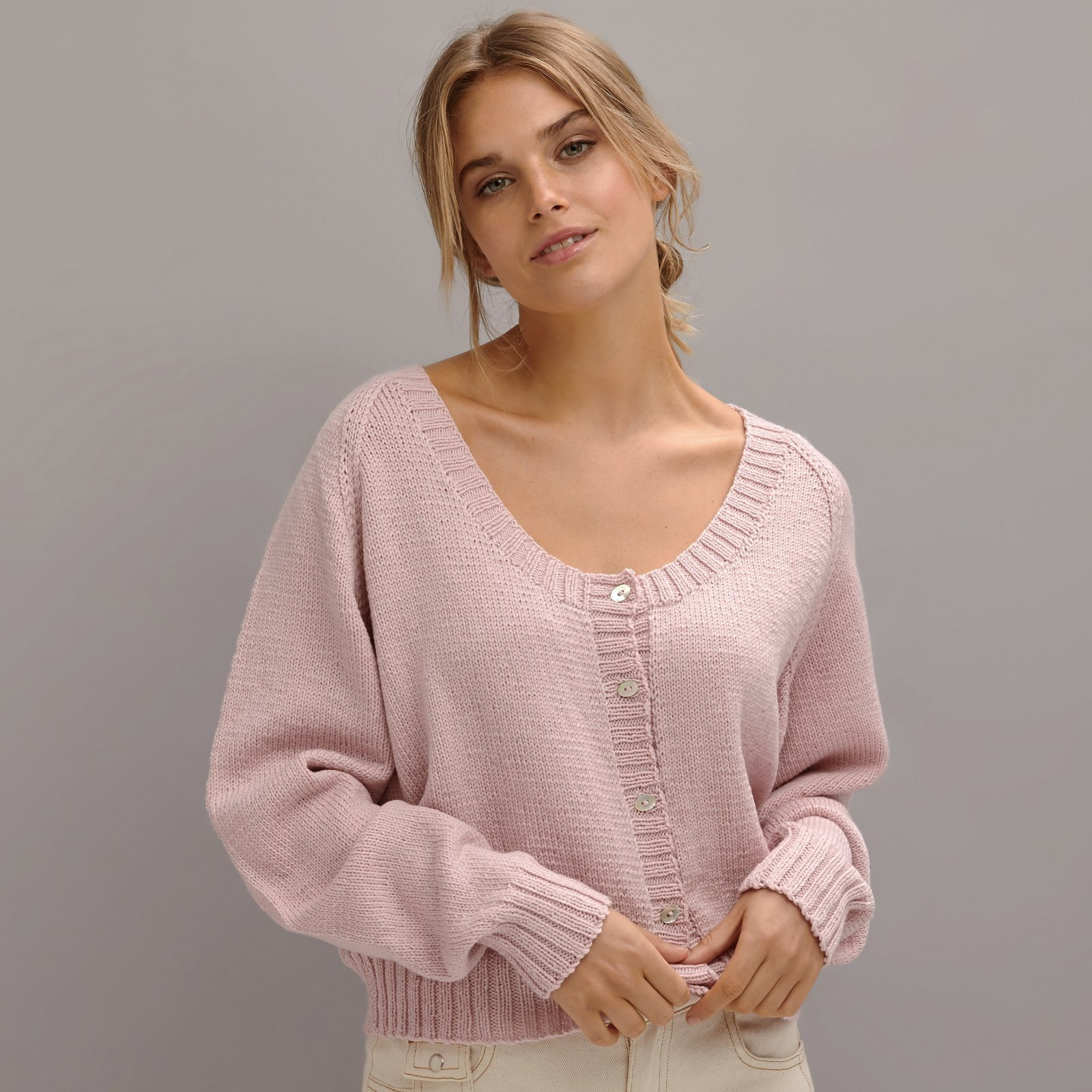 Bellissimo - GREER 813 - Sweater Pattern
