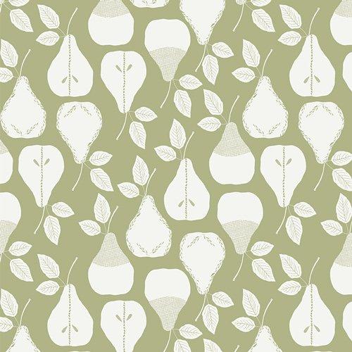 Art Gallery Fabrics - Bonnie Christine - Gathered - Harvest - Olive