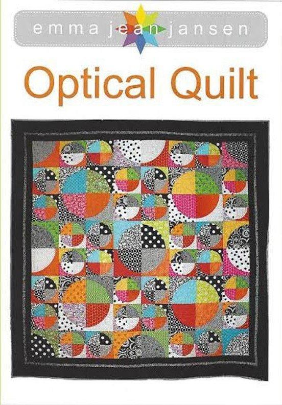 Emma Jean Jansen - Optical Quilt