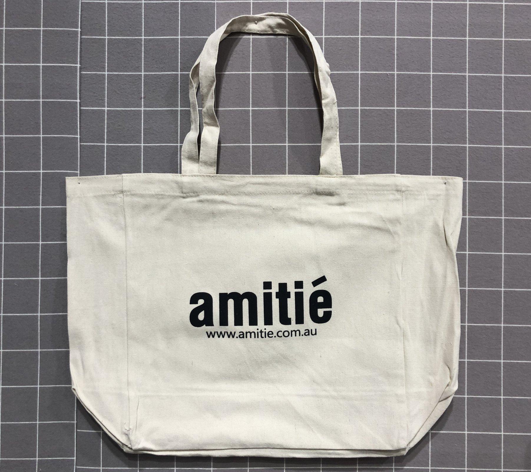 Canvas Amitie Bag