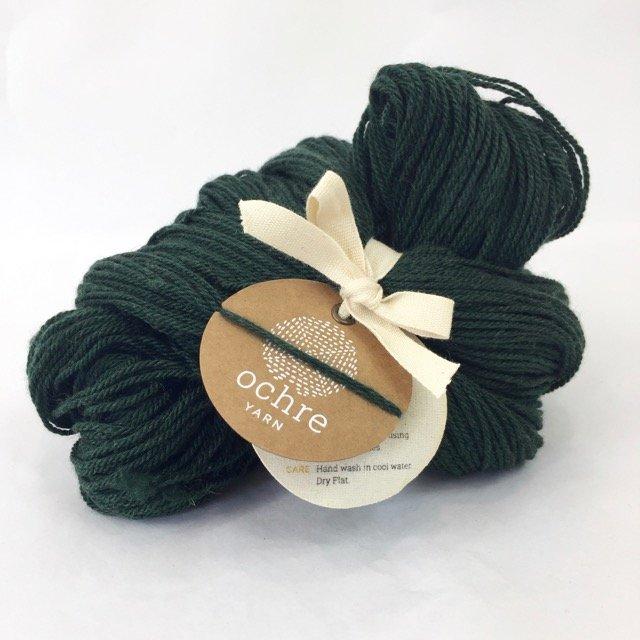 Ochre Yarn - 5ply Merino/Yak - 100g/300m - #43 Jade