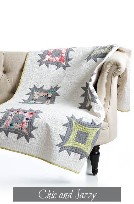 Sew Kind of Wonderful - Chic & Jazzy Pattern