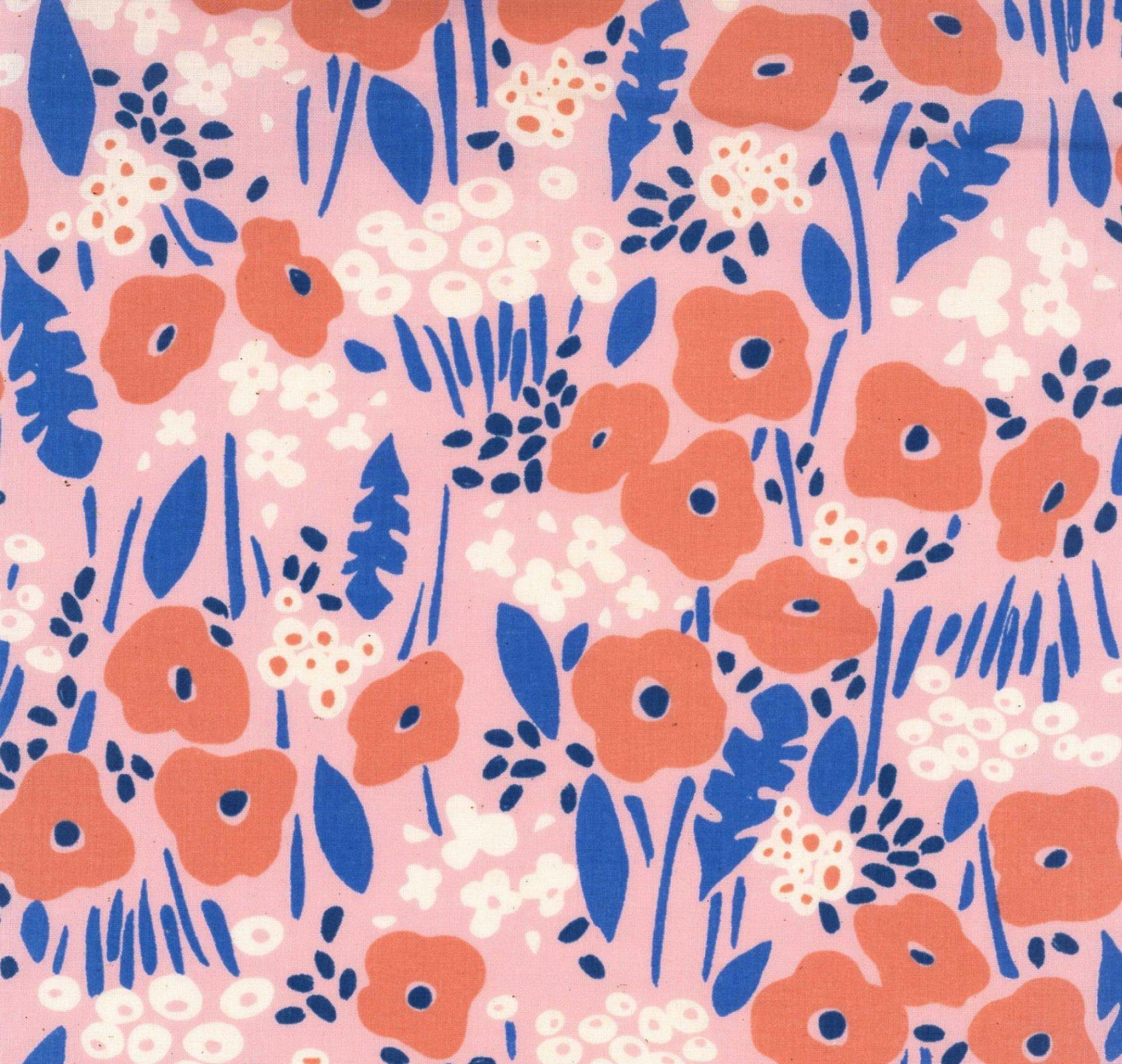 Kokka Fabrics - Canvas Dandelion