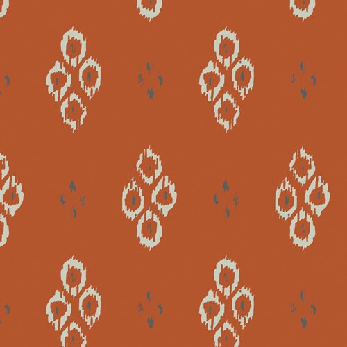 Art Gallery Fabrics - Kismet - Ikat Diamond Rustic