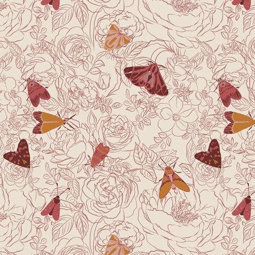 Art Gallery Fabrics - Kismet - Cloak and Petal