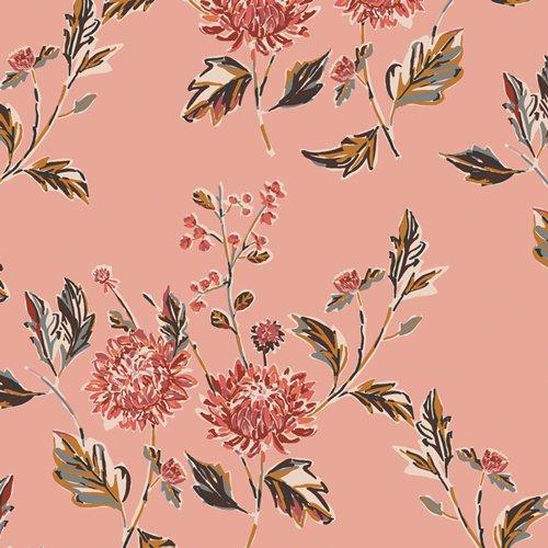 Art Gallery Fabrics - Kismet - Cut Flowers Favor