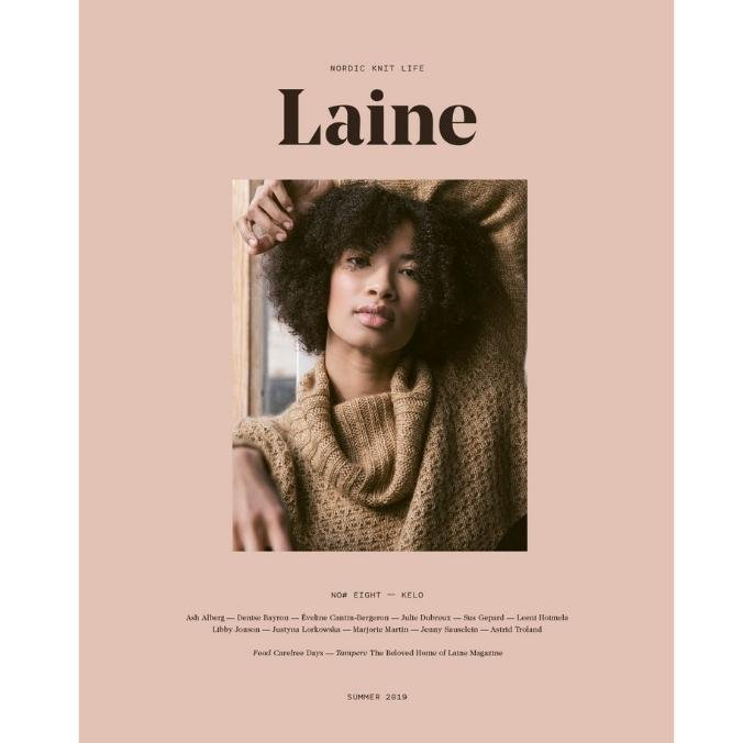 Laine Magazine Issue 8 - Kelo Summer 2019
