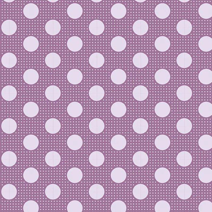 Tilda - Medium Dots - Lilac