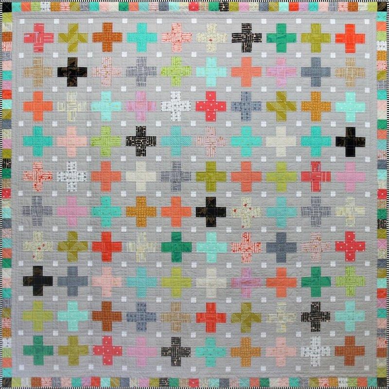 Emma Jean Jansen - Little Crosses Quilt