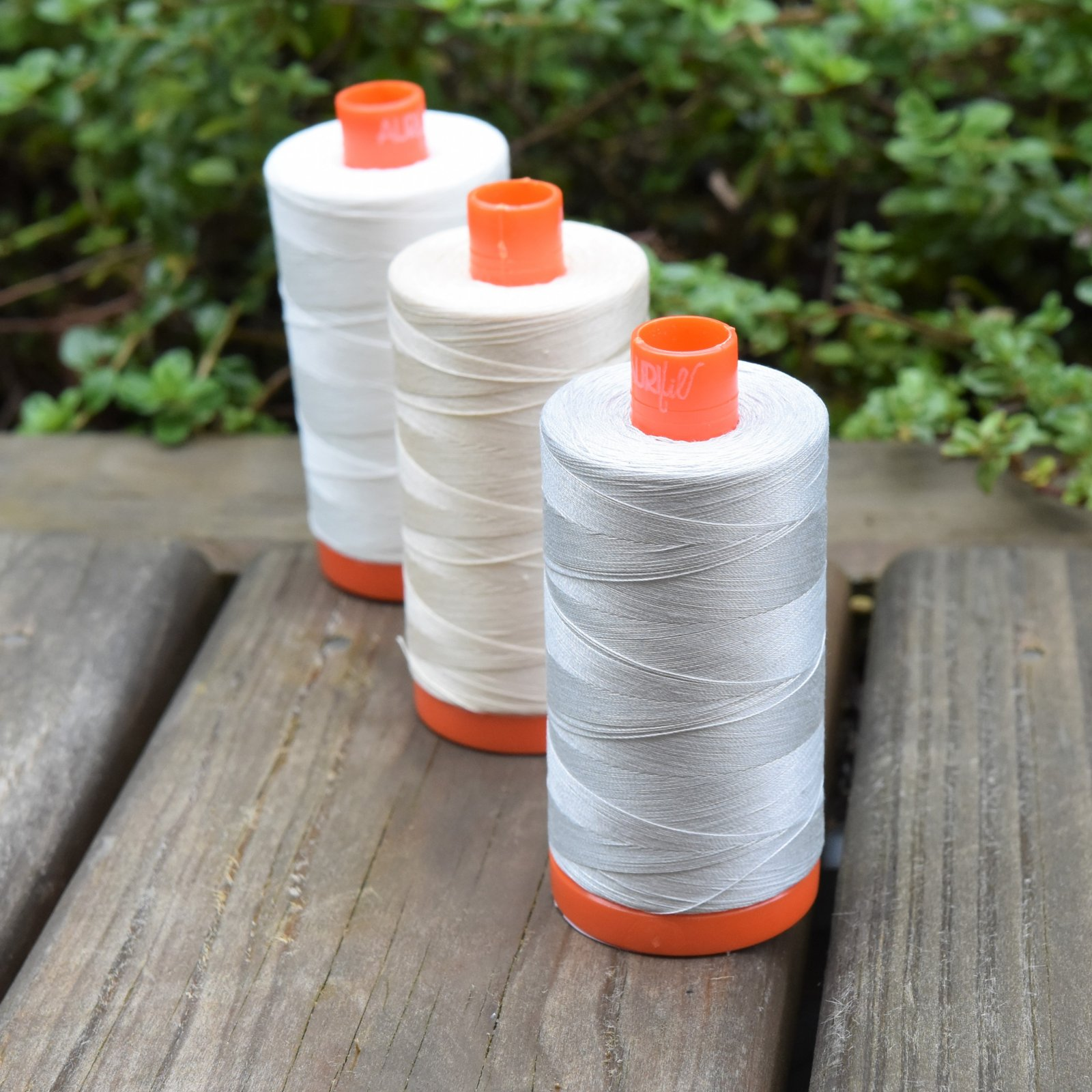 Aurifil Meadow 50wt Thread Set (includes shipping)