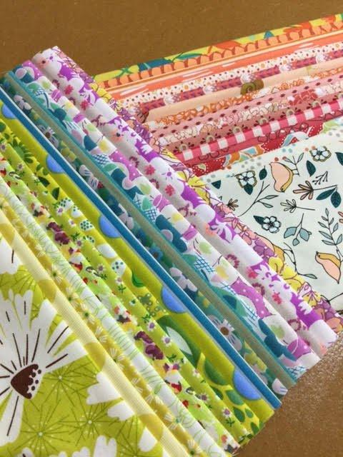 Milkweed - Starter Kit - Fabric & Pattern