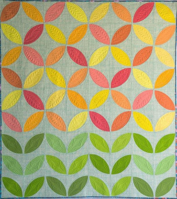 Sew Kind of Wonderful - Mod Citrus