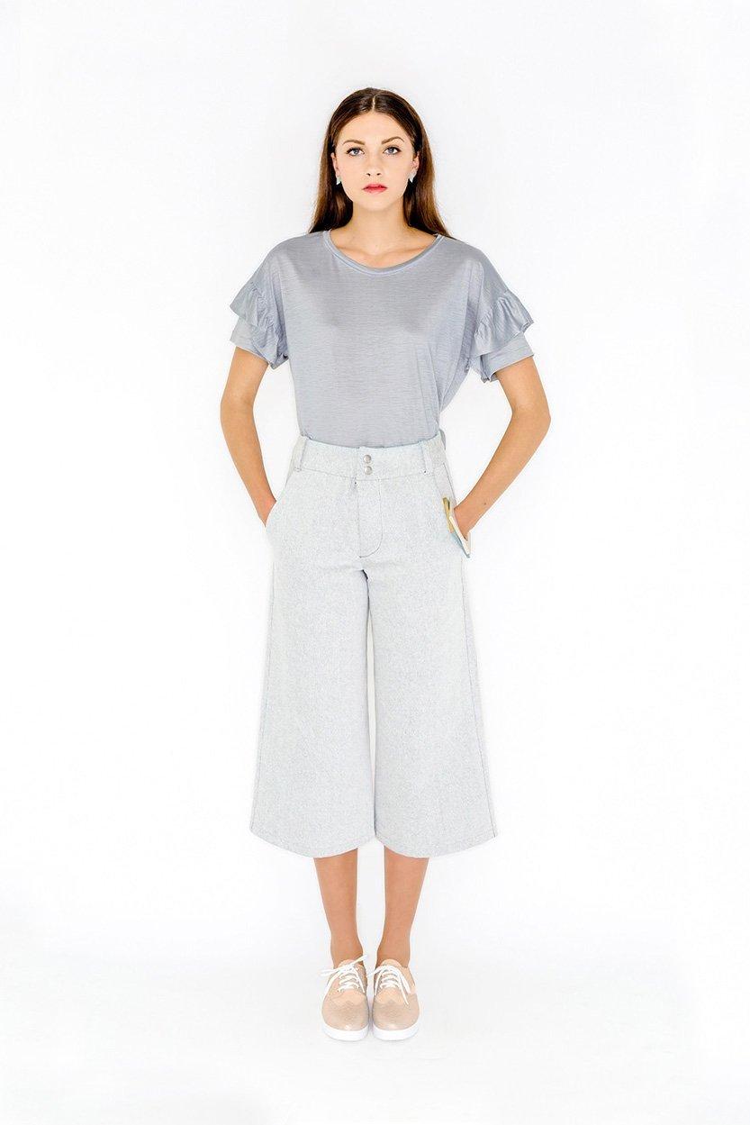 Nagoya Pants / Shorts by Papercut Patterns