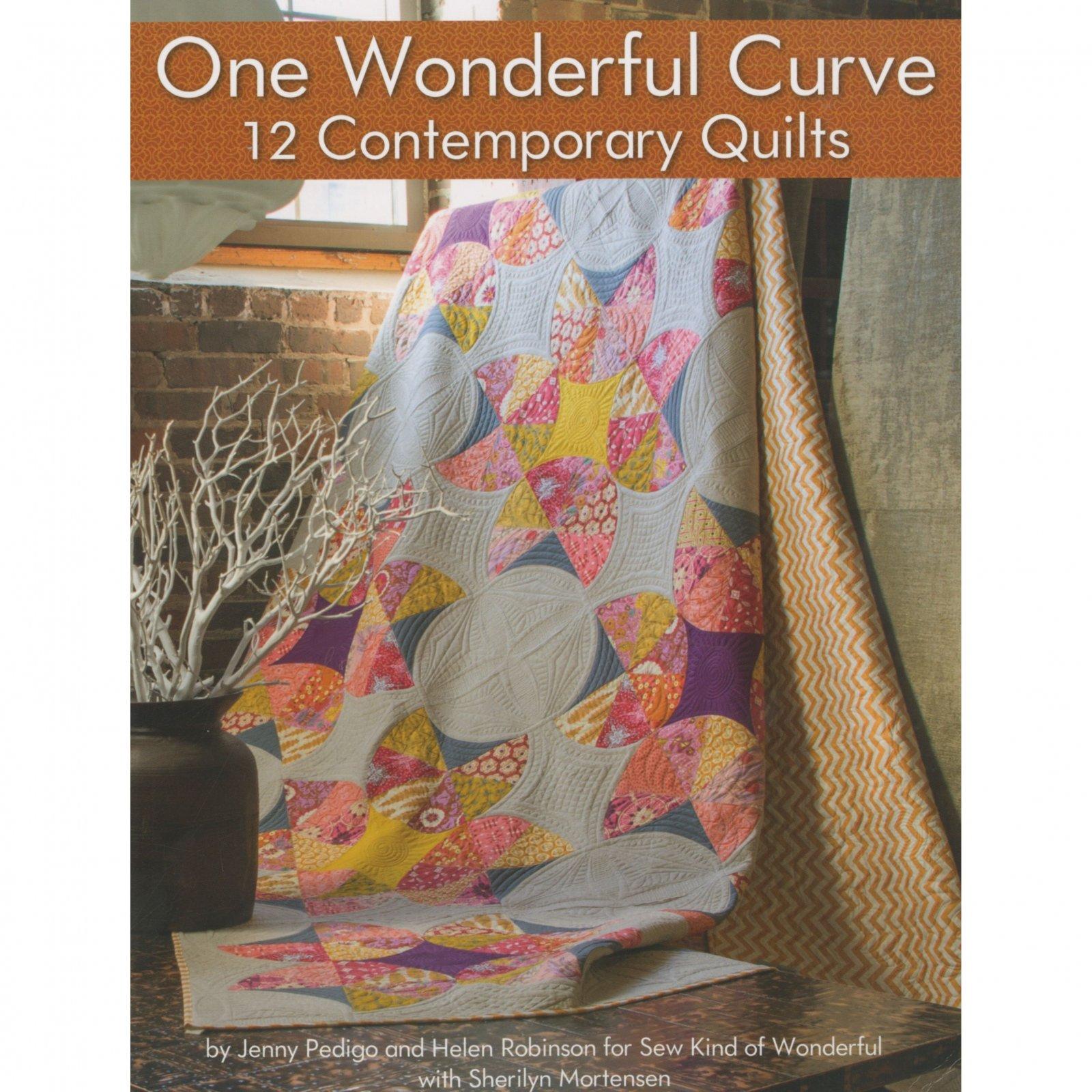 Sew Kind of Wonderful - One Wonderful Curve Book