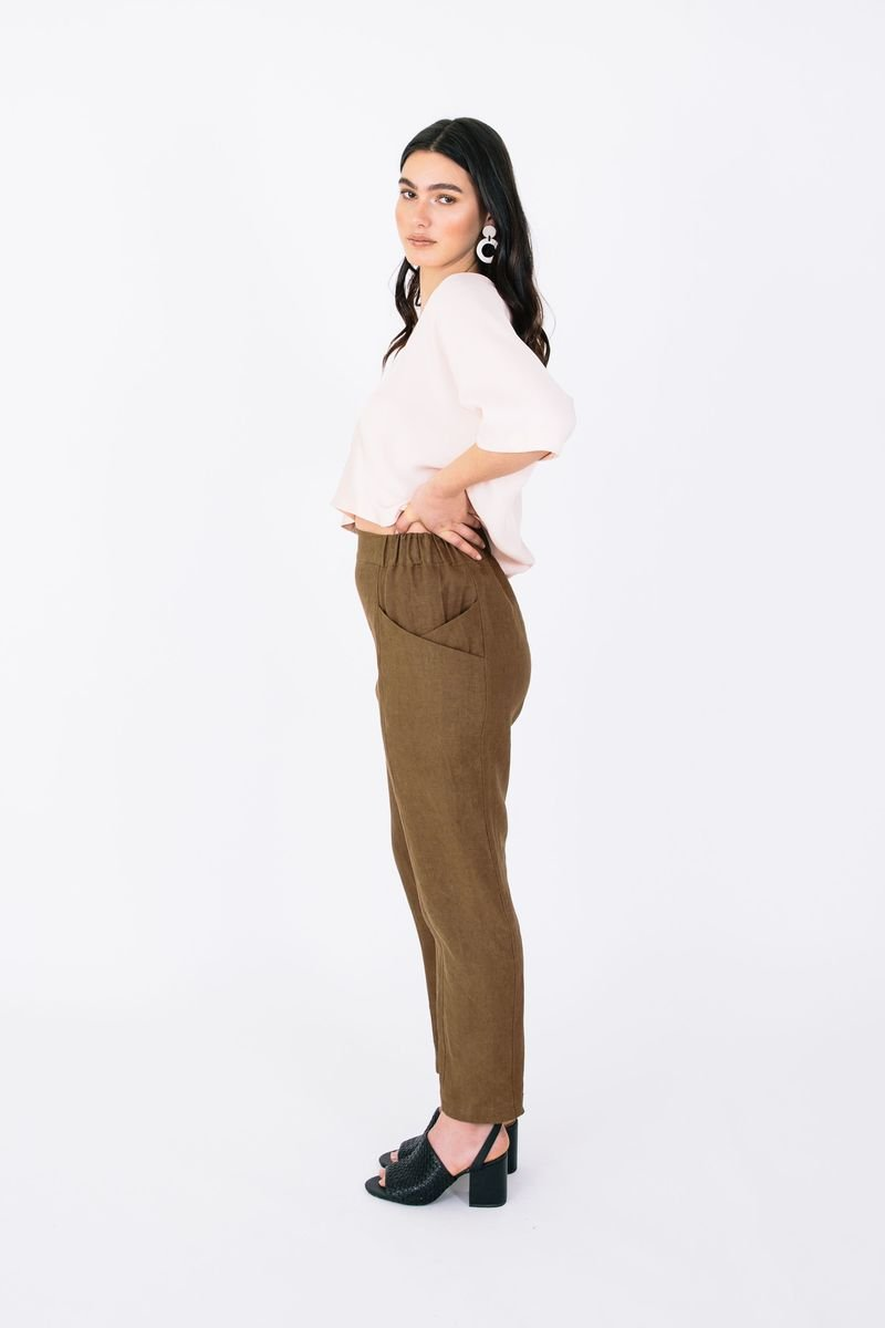 Palisade Pants by Papercut Patterns