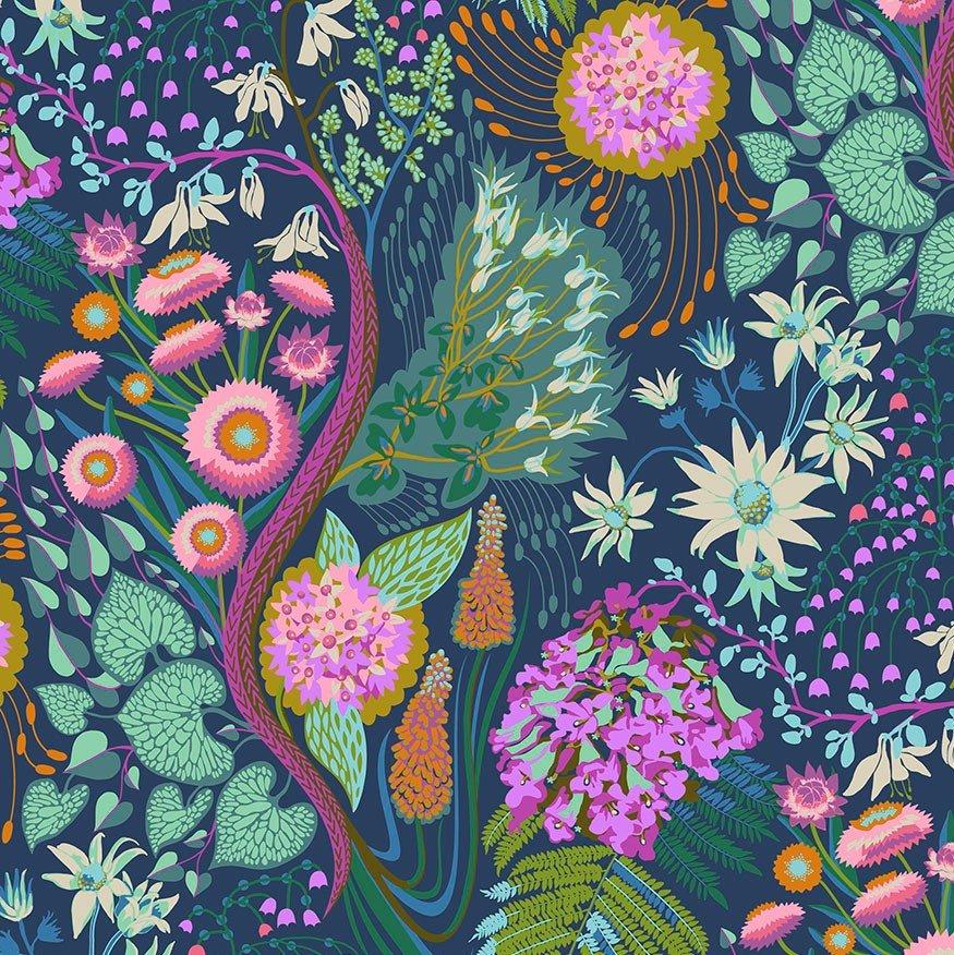 Free Spirit - Anna Maria Horner - Love Always - Source Code - Glisten