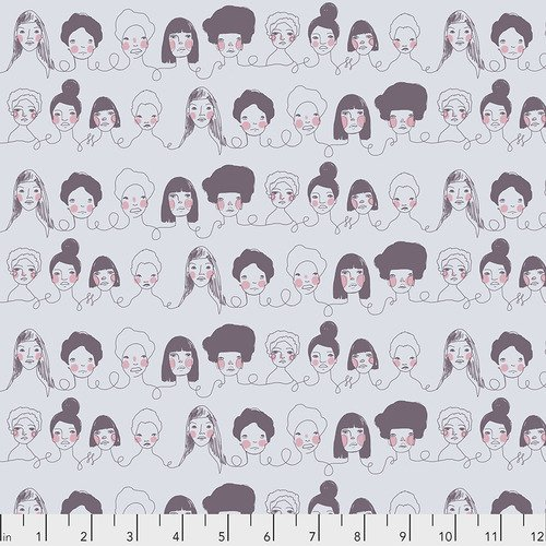 Free Spirit - Courtney Cerruti - Conservatory - Long Distance - Penpals - Grey