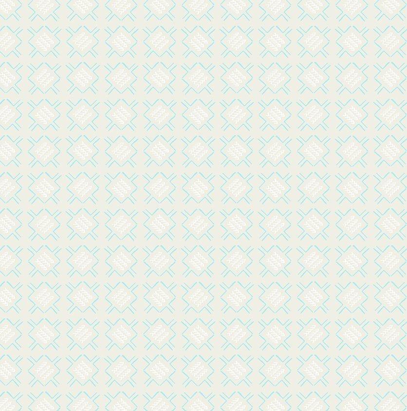 Free Spirit - Sew Kind Of Wonderful - Mod Cloth - Iceberg - Wind