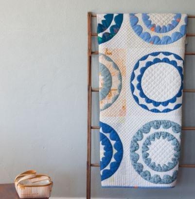 Rin Quilt Pattern by Carolyn Friedlander
