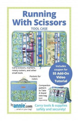 Patterns by Annie - Running with Scissors