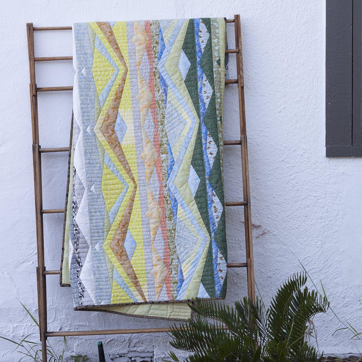 Russell Pattern by Carolyn Friedlander