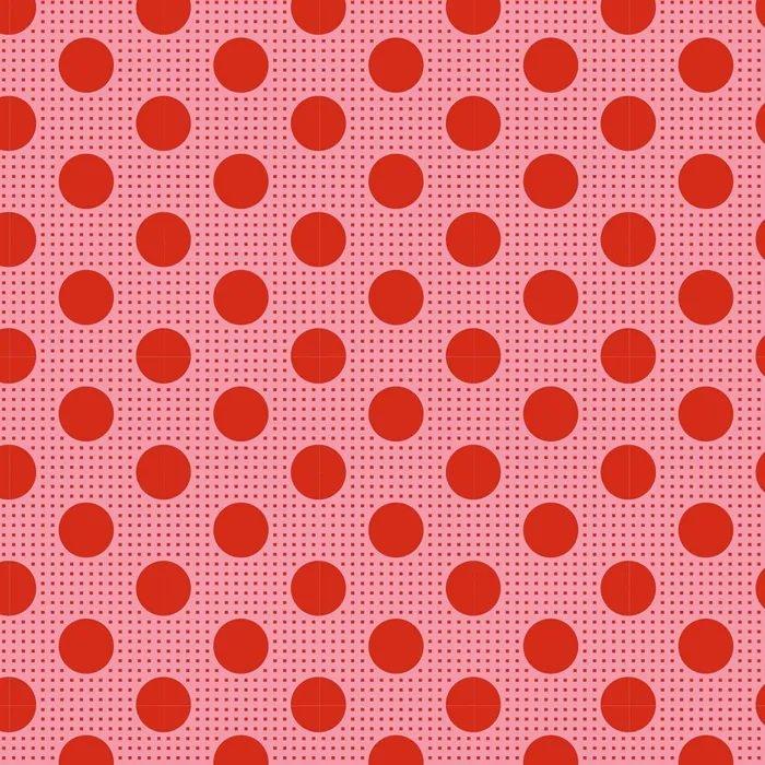 Tilda - Medium Dots - Salmon