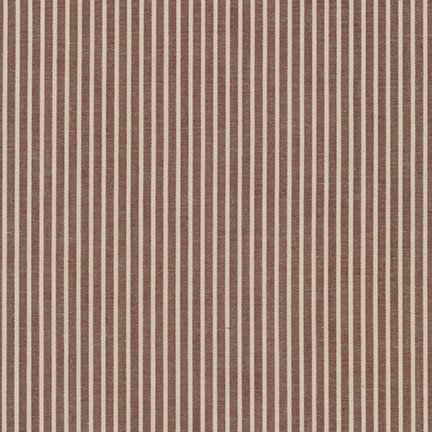 Robert Kaufman - Crawford Stripes - Brown