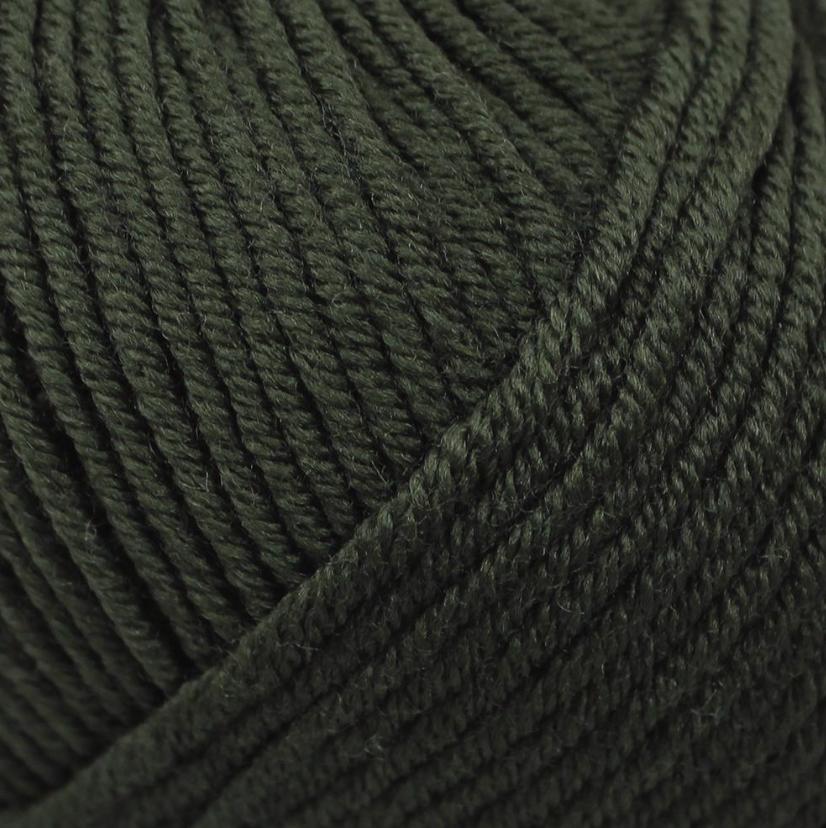 Bellissimo yarn - Bellissimo 8 - 50g/125m - Khaki