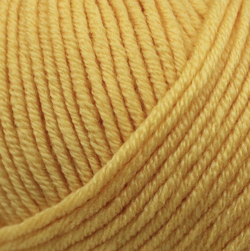 Bellissimo yarn - Bellissimo 8 - 50g/125m - Butter