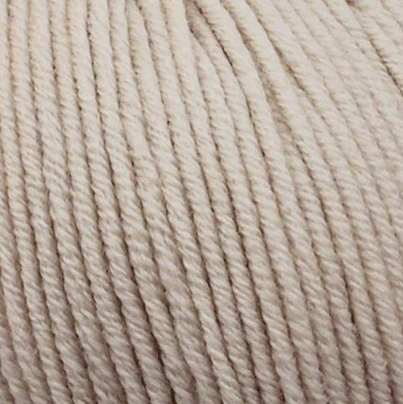 Bellissimo yarn - Bellissimo 8 - 50g/125m - Beige
