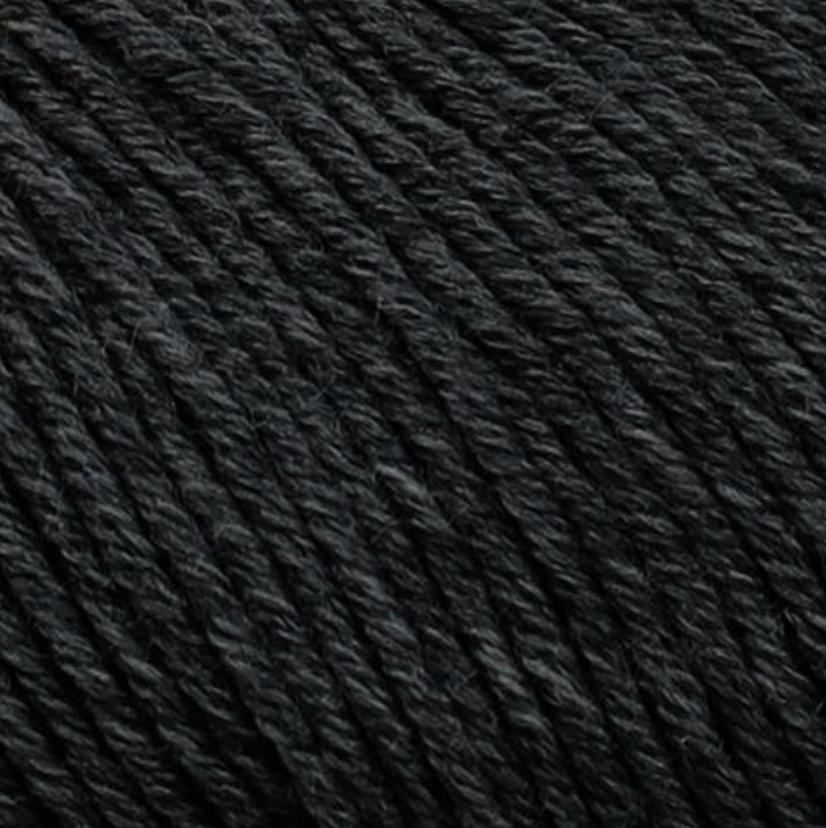 Bellissimo yarn - Bellissimo 8 - 50g/125m - Charcoal