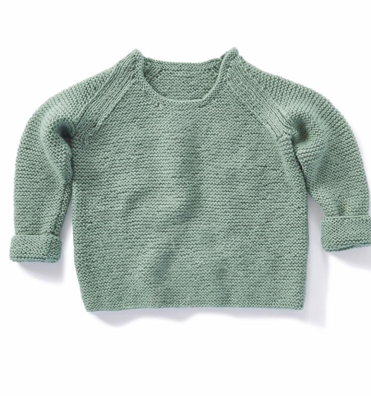 Bellissimo - AMY 642 - Sweater Pattern