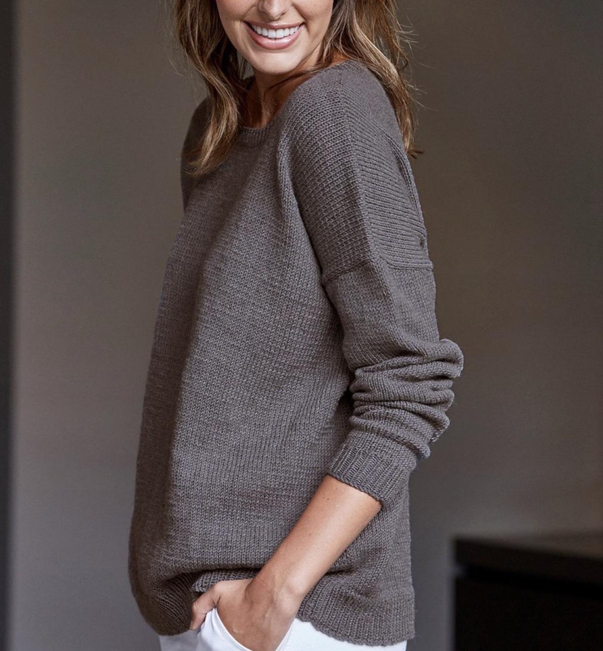 Bellissimo - CELINE 691 - Sweater Pattern