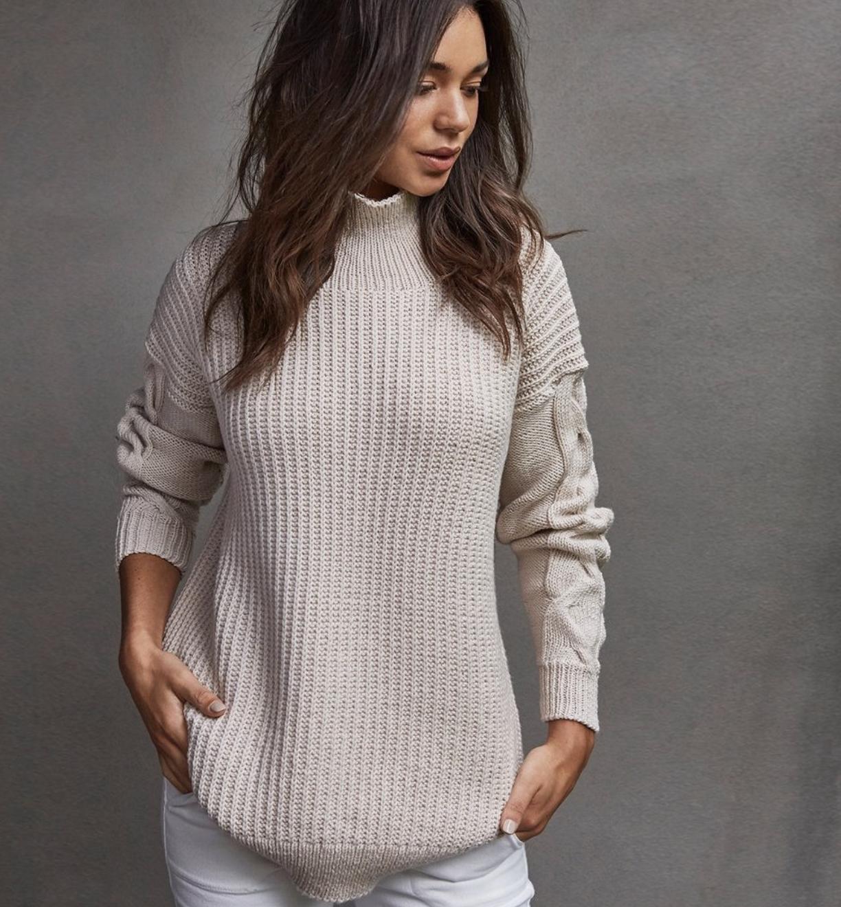 Bellissimo - POE 630 - Sweater Pattern