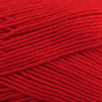 Fiddlesticks yarn - Superb 8 - 100g/250m - Rich Red