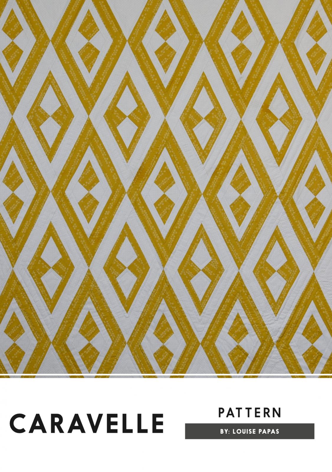 Caravelle Pattern by Louise Papas
