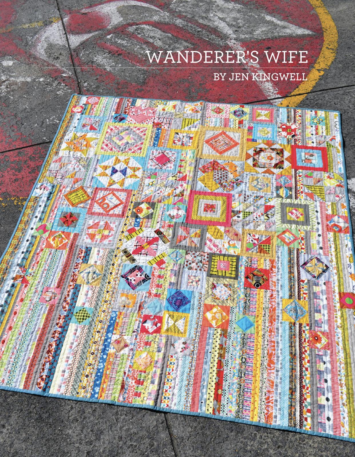Wanderer's Wife Booklet by Jen Kingwell