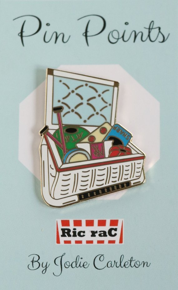 Pin Points - Jodie Carleton - Sewing Basket