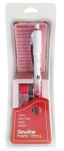 Sewline Fabric Pencil Pink