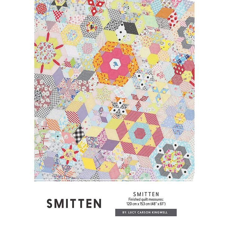 Smitten pattern and Perfect Template set H