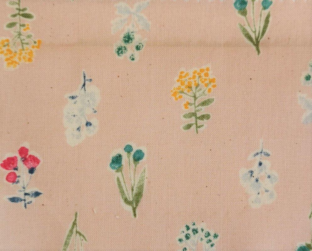 Sevenberry - Watercolour Floral - Soft Pink