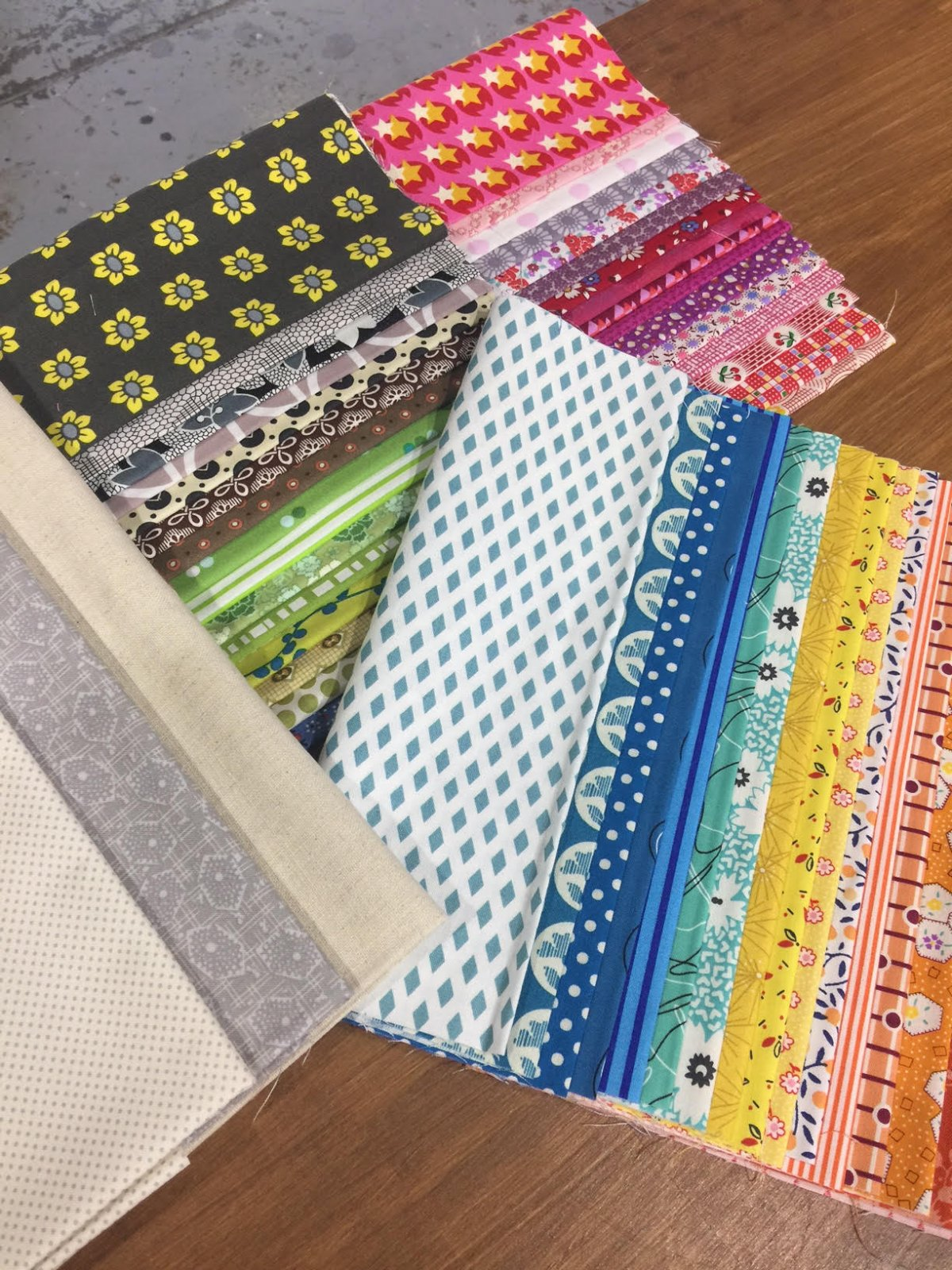 Spring Fever - Starter Kit - Fabric only
