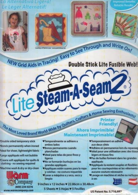 Lite Steam A Seam 2