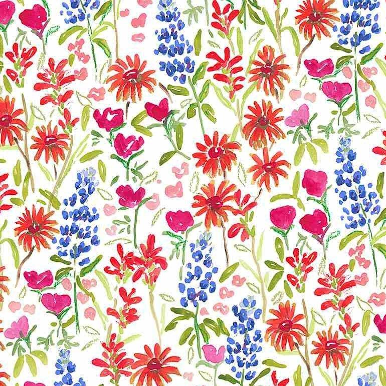 Dear Stella - American Summer - Texas Wildflower