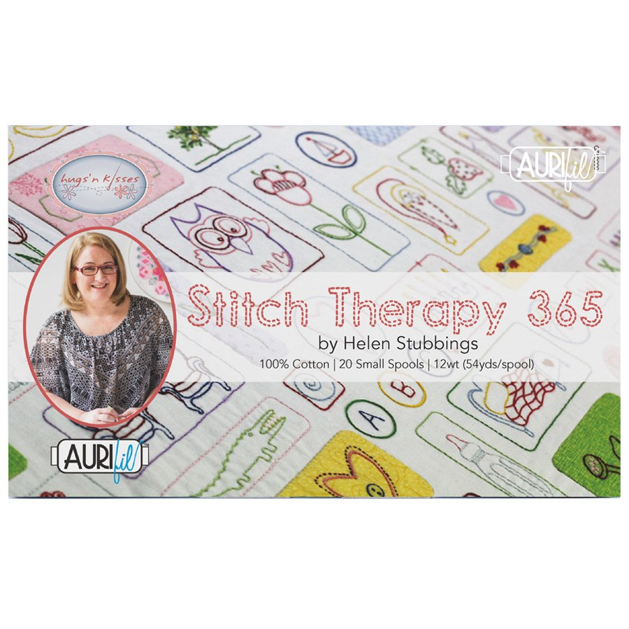 Stitch Therapy 365 Thread Collection