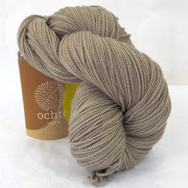 Ochre Yarn - 5ply Merino/Yak - 100g/300m - #33 Stone