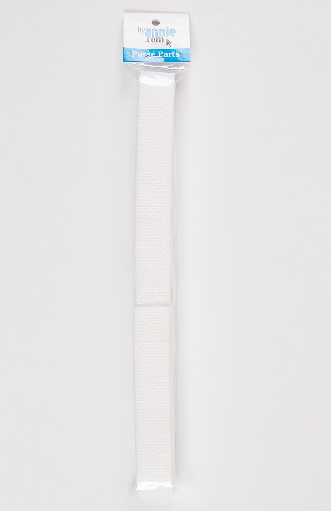 ByAnnie - Strapping - White - 1.5 x 6 yards